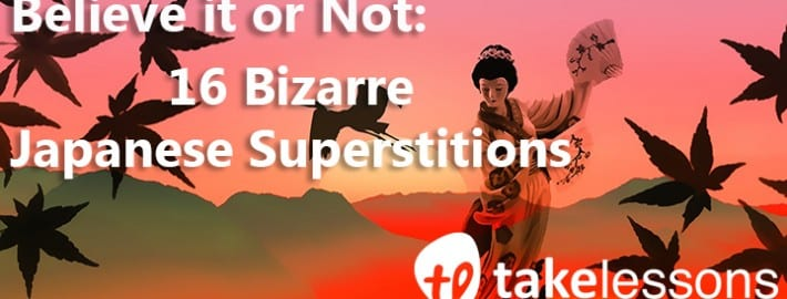 japanese superstitions