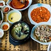 Korean food blogs