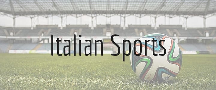 Fun and Interesting Italian Sports Facts