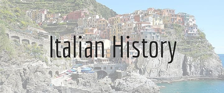 Fun and Interesting Italian History Facts