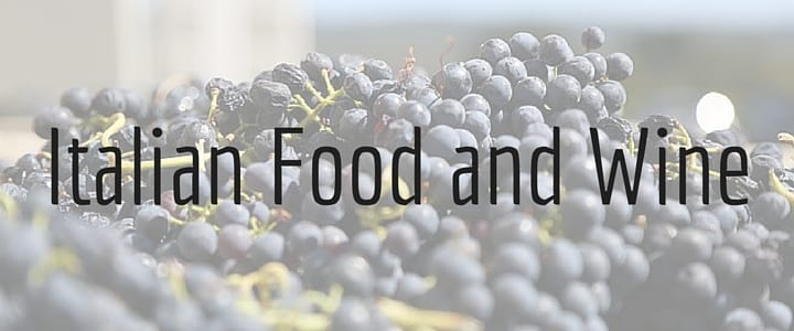 Fun and Interesting Italian Food and Wine Facts