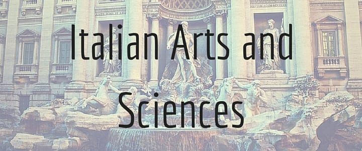 Fun and Interesting Italian Arts and Science Facts