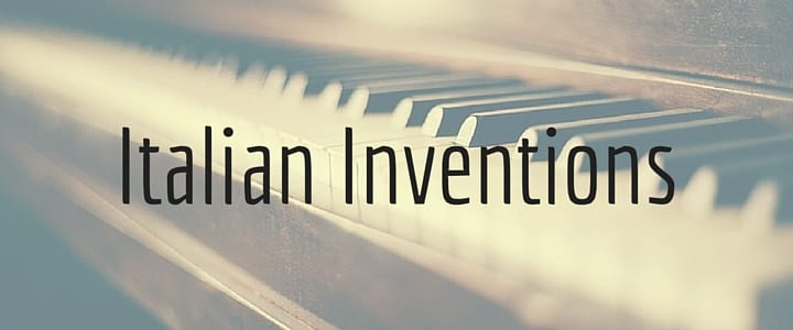 Fun and Interesting Italian Inventions