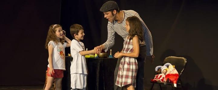How Theater Helps Language Learning in Children