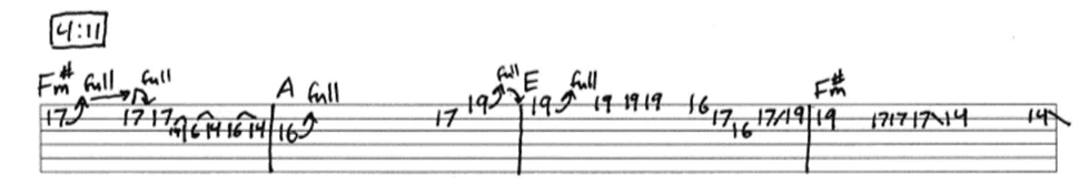 Section 4 Tabs