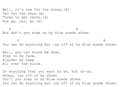 Suede Shoes-1