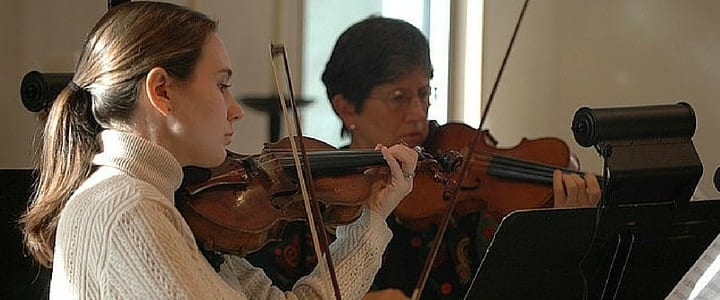5 Exercises to Help Reduce Tension While Playing the Violin