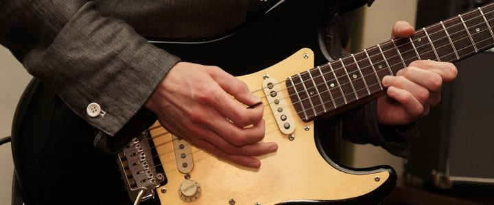 Why is My Guitar Feeding Back? A Guitar Feedback Guide