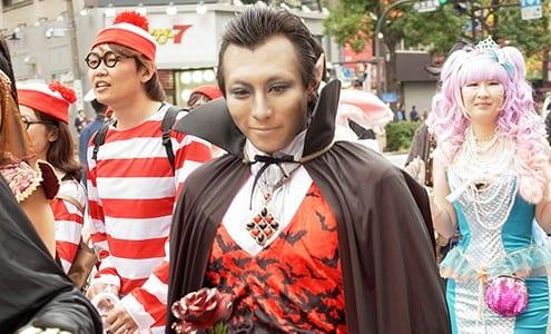 Halloween in Japan