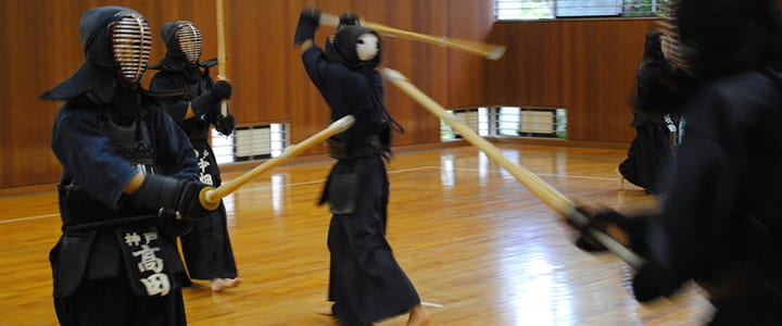 Japanese martial arts