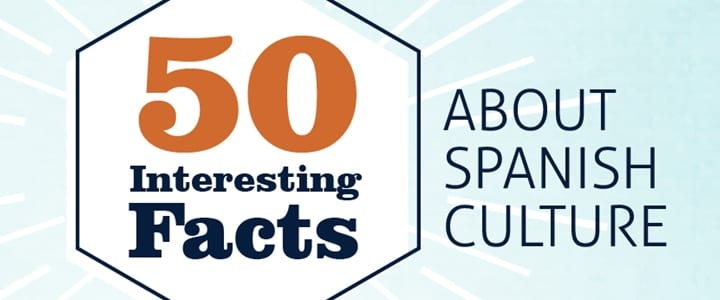 50 Interesting Facts About Spain [Infographic]