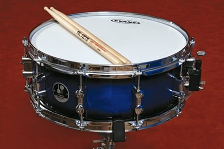 learn how to play snare drum