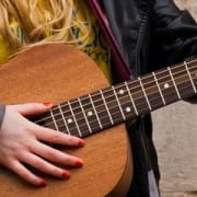 How to Strum a Guitar A Beginners' First Lesson