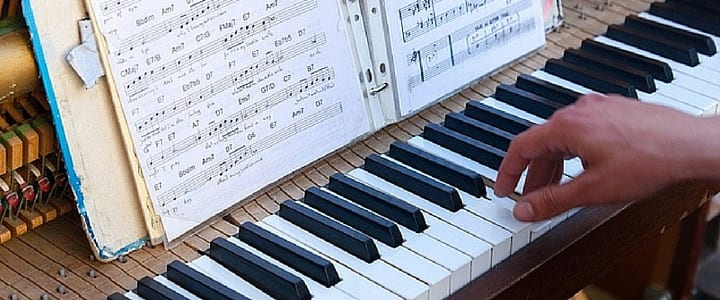 9 Piano Sight Reading Exercises for Beginners