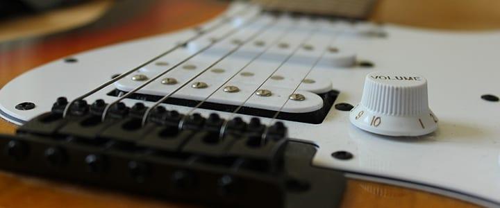 guitar knob techniques