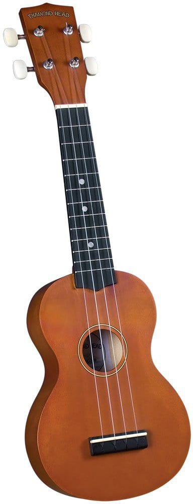 types of ukuleles