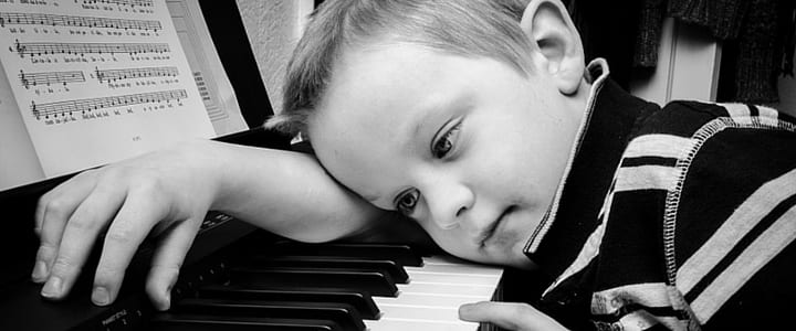 5 Tips on How to Get Your Child to Practice Piano