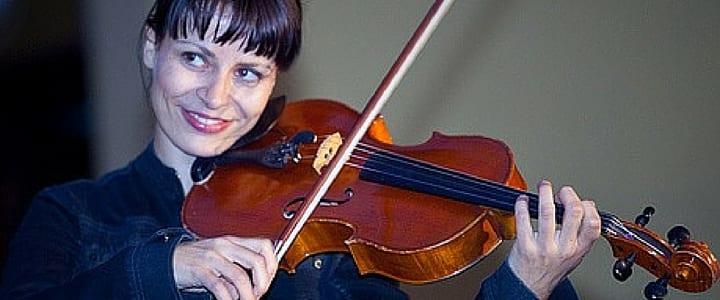vibrato violin