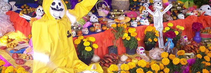 Día de los Muertos - spanish holiday