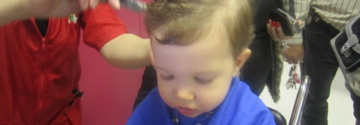 spanish superstition - baby haircuts