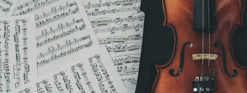 Violin Sheet Music: How to Read and Play
