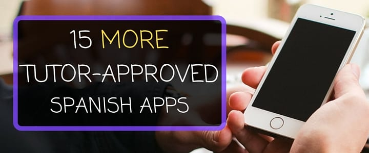 15 best Spanish learning apps