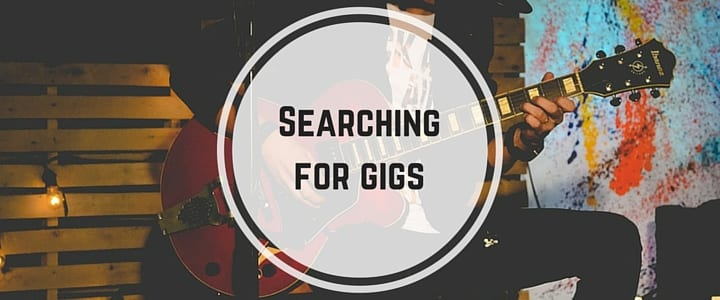 Gigs online