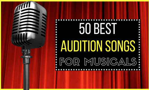 50 Best Audition Songs for Musicals