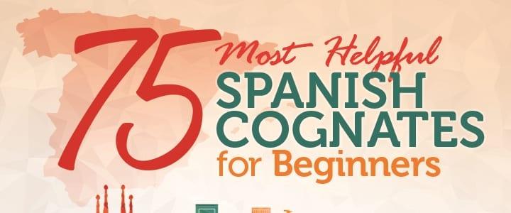 Spanish cognates for Beginners