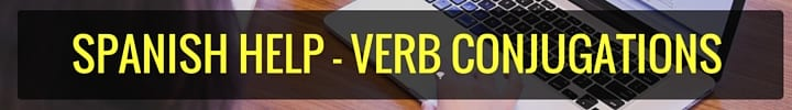 Online Spanish Resources - Verb Conjugations