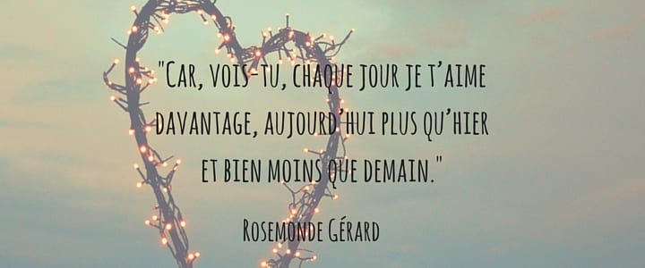 10 Best French Love Quotes To Impress Your Crush Takelessons