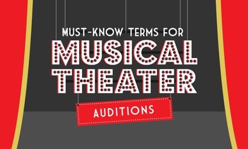 53 Audition Words & Phrases You Need to Know | Musical Theater Tips