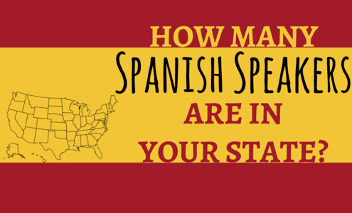 How Many Spanish Speakers Are In Your State