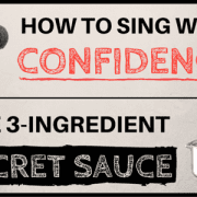 MO - How to Sing With Confidence