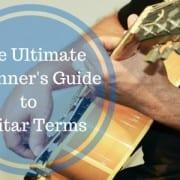 guitar terms