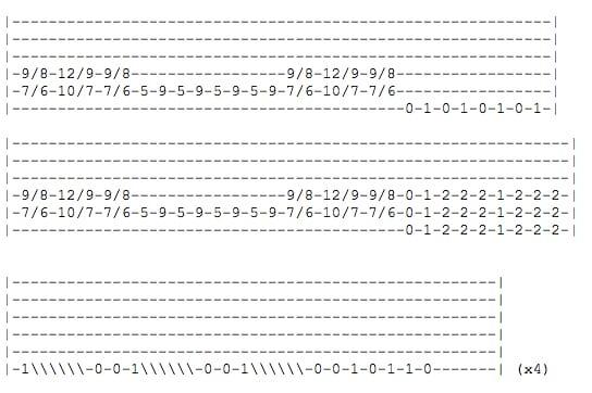 10 Must Know Rock Guitar Riffs