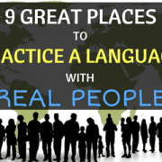 MO - 9 Great Places to Practice a Language With Real People