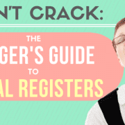 MO - Don't Crack - The Singer's Guide to Vocal Registers