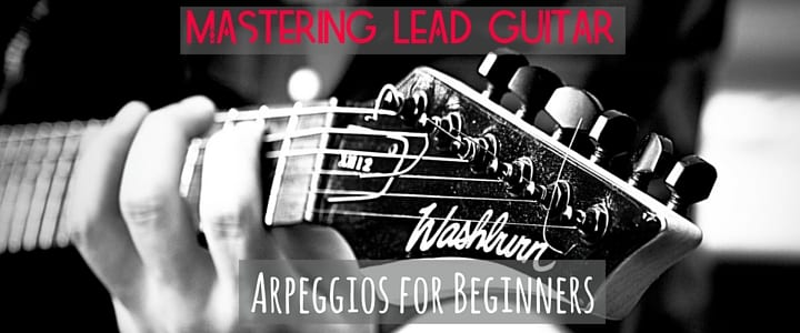 guitar arpeggios for beginners