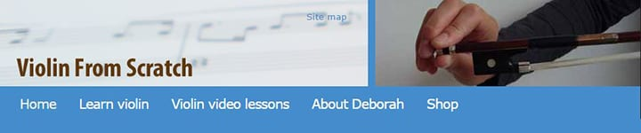 learn violin online