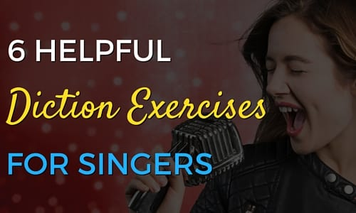 6 Helpful Diction Exercises for Singers [Video]