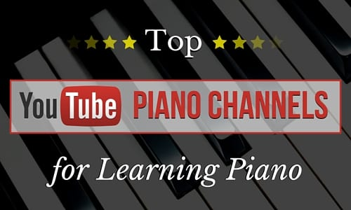 Top YouTube Piano Channels for Learning Piano
