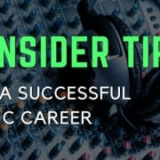 MO - 5 Insider Tips for a Successful Music Career