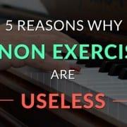 MO - 5 Reasons Why Hanon Exercises Are Useless