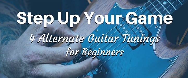 alternate guitar tunings