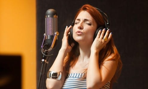 How to sing better (almost) instantly