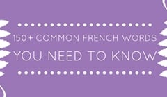 15 formal french greetings how to say hi bye to someone in france beautiful french words common words m4hsunfo