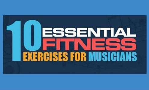 10 Essential Fitness Exercises for Musicians