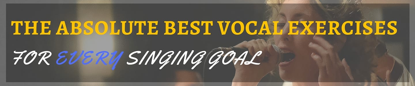 Best Vocal Exercises for Every Singing Goal