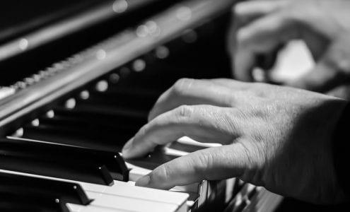 left hand piano exercises